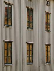 Old tree facade, Uppsala