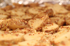 Potatoes Before