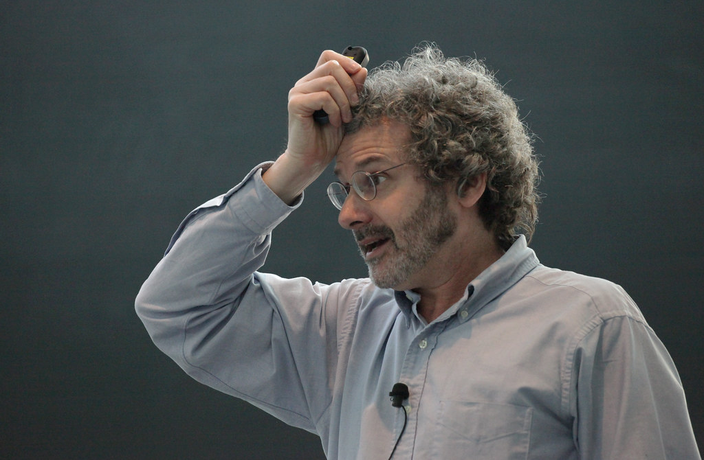 Keynote presentation by Neil Gershenfeld.
