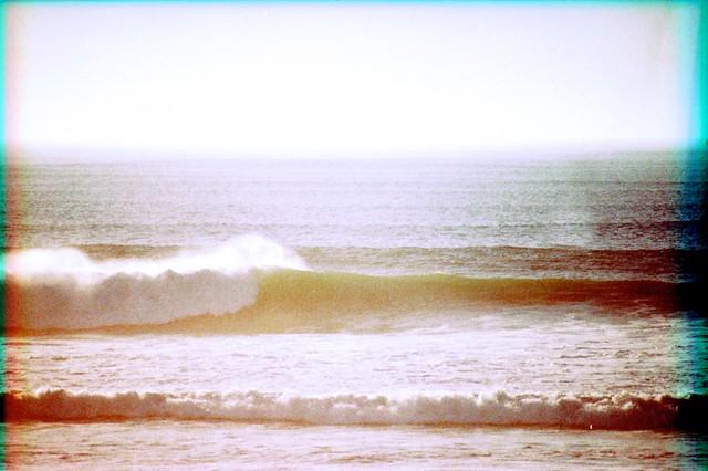 Ocean Beach Winter Swell, 2012