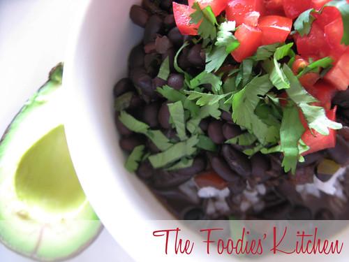 Cuban Black-Bean Stew