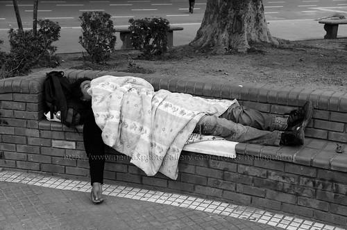 In front of Casa Rosada. Buenos Aires by pqueirozribeiro