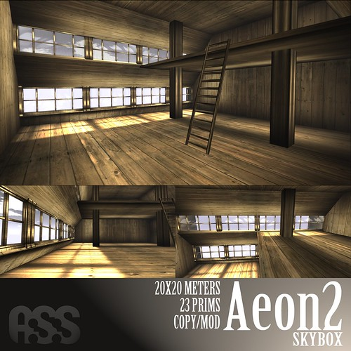 A:S:S - Aeon 2, skybox for Lazy Sunday by Photos Nikolaidis