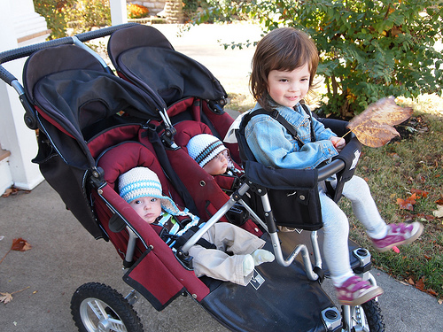 Mama Dub Style Baby Wearing Strollers And 21 Weeks Sf