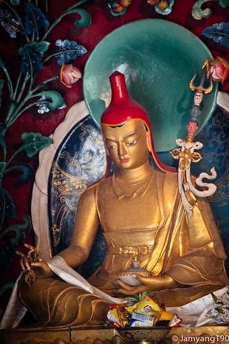 Guru Padmakara (Padmasambhava) 蓮花生大士