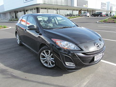 automobile, automotive exterior, family car, vehicle, mazda, mazda3, bumper, mazdaspeed3, land vehicle,