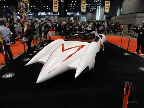 The Mach 5, GO! GO! GO!