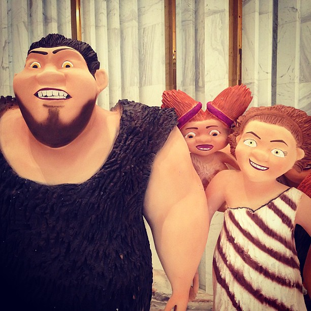 Header of The Croods