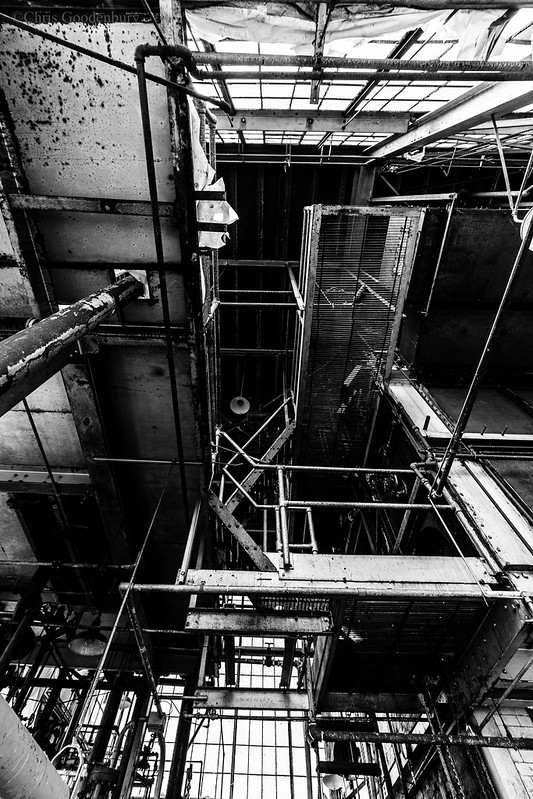 Sprawling, Endless   Cannery Ironworks