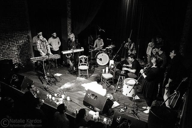 Pretty Broken Things @ Columbia City Theater, 04/26/2013