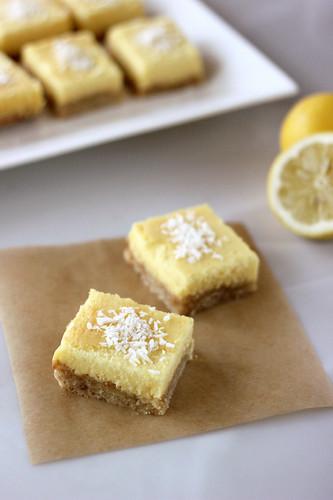 Meyer Lemon Bars – Gluten-free, Grain-free, Dairy-free + Refined ...