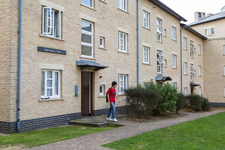 Accommodation: South Courts