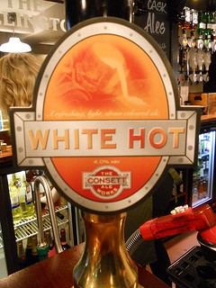 Consett, White Hot, England