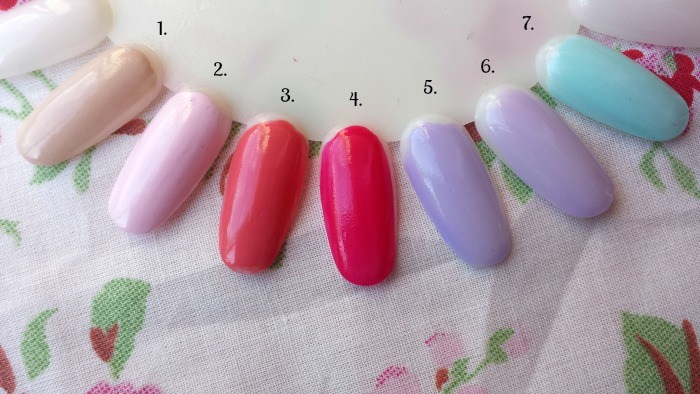 Spring Picks: Nails