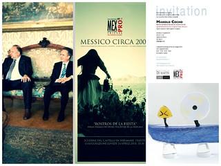 "Inauguración de la Exposición ""Messico Circa 2000"" en Trieste"