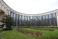 Jardin des Colonnes @ Place de Séoul @ Montparnasse @ Paris