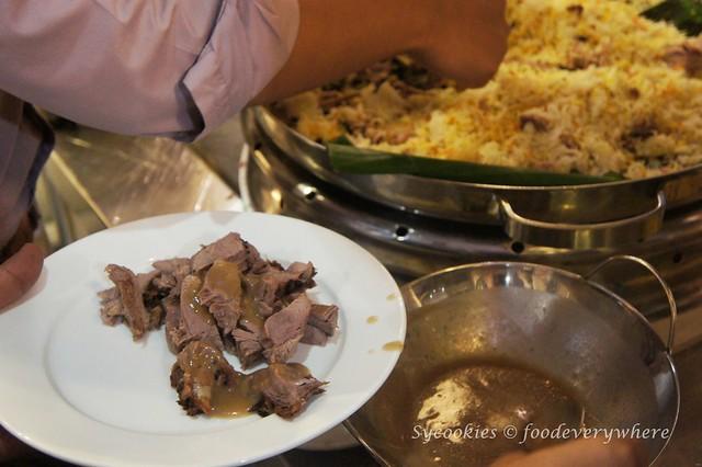 12.Iftar Ramadan Al Mubarak Buffet Dinner @ La Maison , Silka Maytower Kuala Lumpur