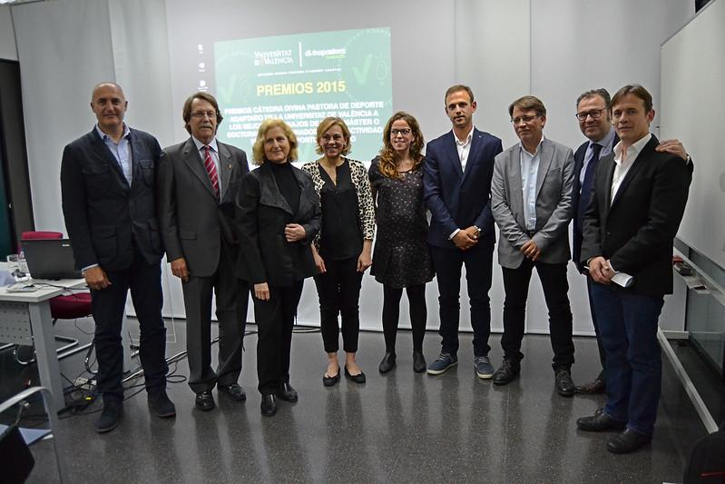 Entrega III premios CDPDAUV