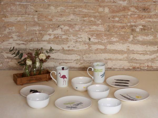Taller estampación cerámica 8
