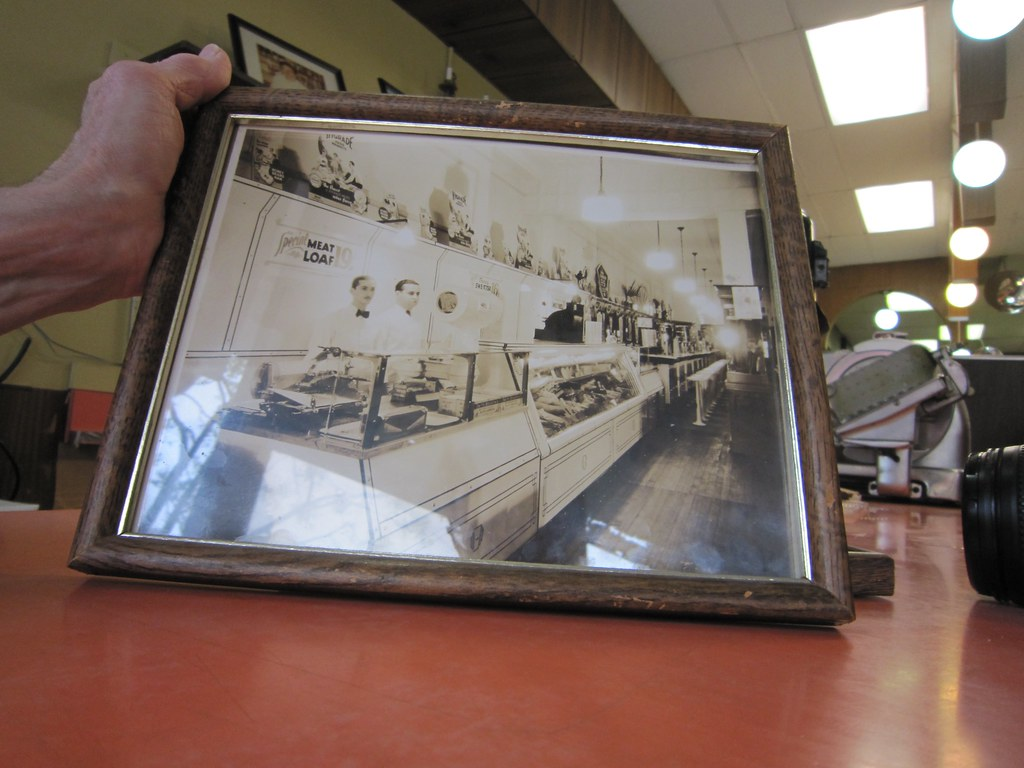 Leo & Jimmy's Delicatessen Wilmington DE Retro Roadmap