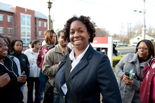 Greater Together Summit Tour: North Carolina Central–02/21/12