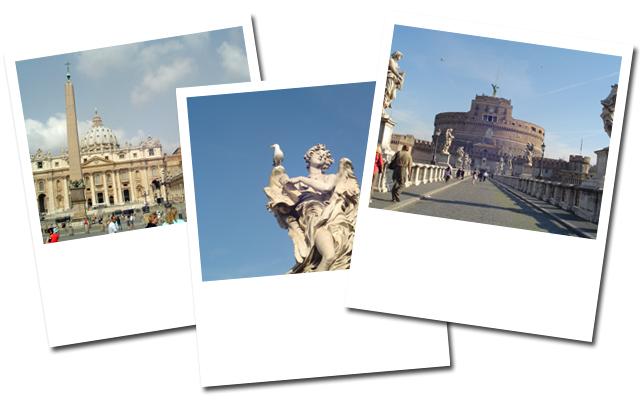 Roteiro de Roma - Dia 2