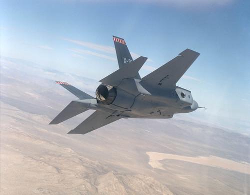 X-35 USAF photo