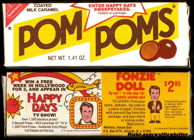 Pom Poms Candy - 1977
