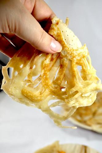 [Flatbreads and Flavours] - Roti Jala and Gulai Ayam