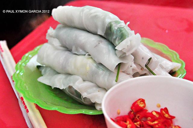 Pho Cuon, Hanoi, Vietnam