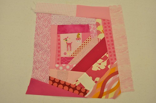 FRMQG Adventure Block Swap ~ For Amy G