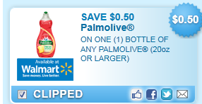Palmolive (20oz Or Larger)  Coupon