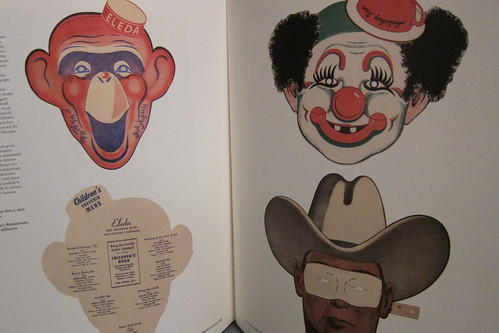 Menu Design in America: Children's Menu