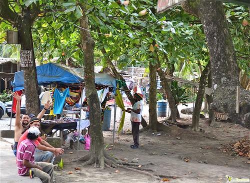 main street puerto viejo caribbean coast costa rica