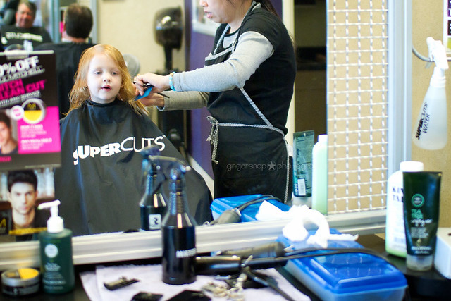 sawyer's first haircut6