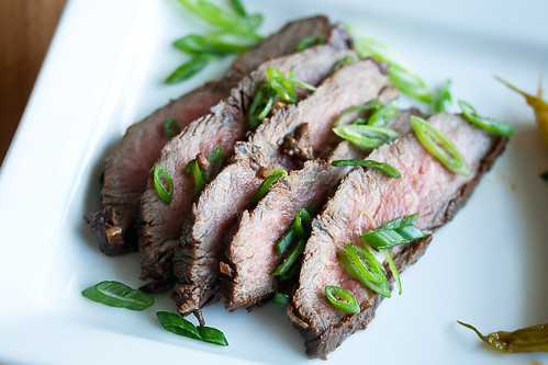 Secret Recipe Club: Korean-Style Steak and Sweet Chili Green Beans ...