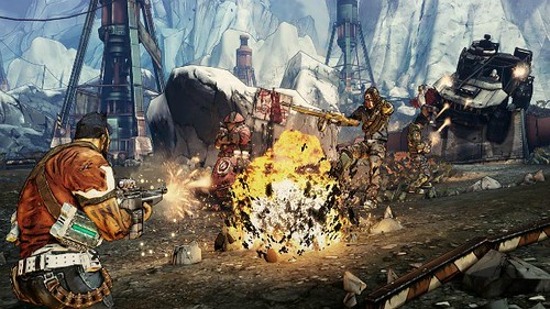 Gearbox Announces Borderlands 2 Pre-Order Bonuses