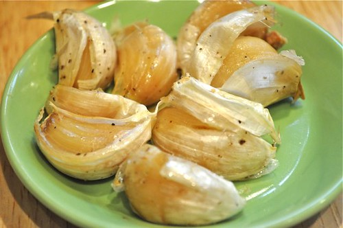 roasted garlic done