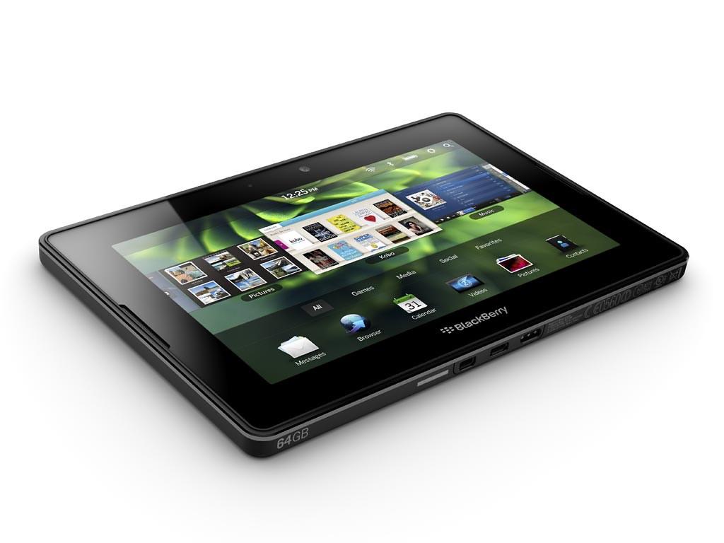 Black Berry Playbook Tablet