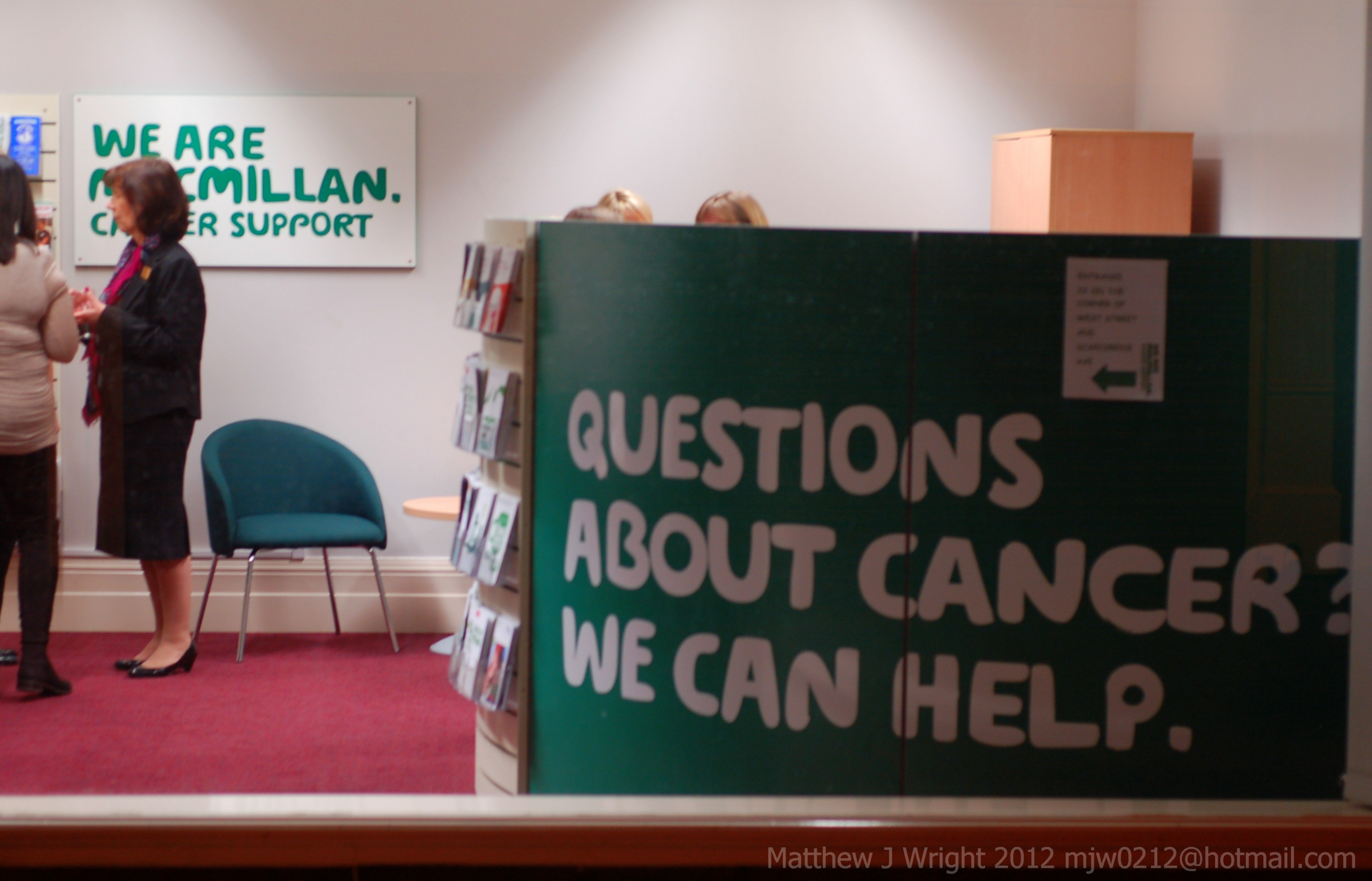 Southport Macmillan Cancer Information and Support Centre