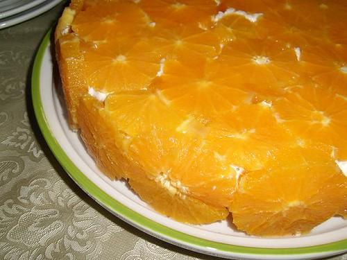 portakallı pasta1