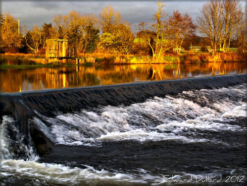kilkenny ireland light reflection water river licht waterfall aqua eire libre nore irlanda ierland edwarddullardphotography flickrstruereflection1