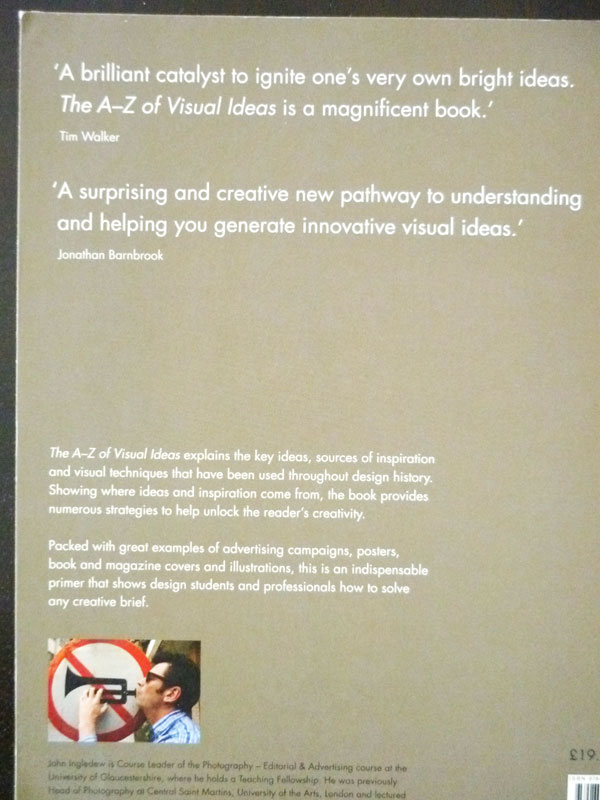 An A-Z of Visual Ideas