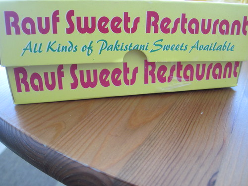 Rauf Sweets All Kinds of Pakistani Sweets