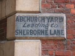 Abchurch Yard