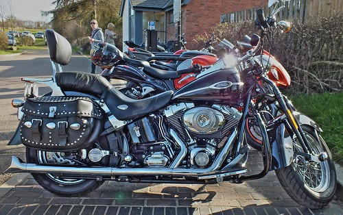 Harley Davidson and Friends