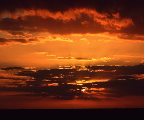 sunset color nature beauty unitedstates natural florida horizon dramatic everglades drama cloudscape floridaeverglades southflorida browardcounty autofocus supershot hiddensun lowcloudcover coralspringsflorida allnaturesparadise dmslair thesunshinegroup sunrays5