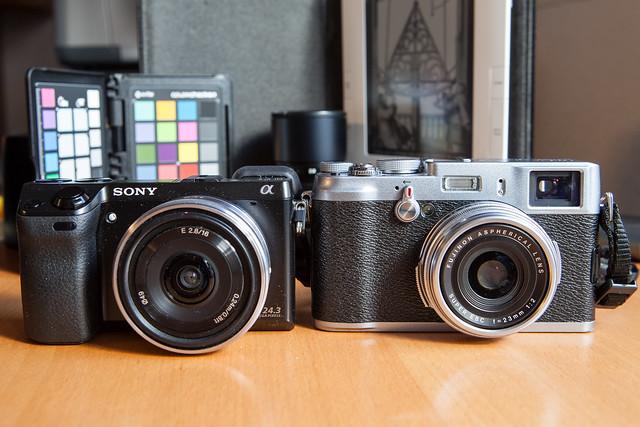 6834449148 d6a38c00fe z Probando la Fujifilm X100