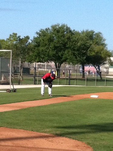 Gardy taking a breather