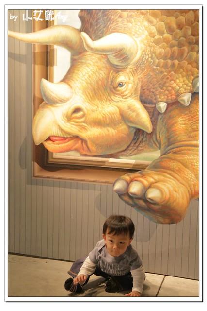 [3D展]高雄駁二藝術特區奇幻不思議日本3D幻視藝術畫展IMG_8095